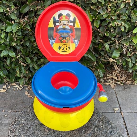 Disney Mickey potty chair